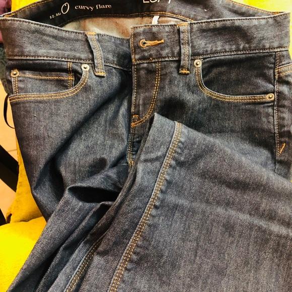 LOFT Pants - Jeans size 0 curvy